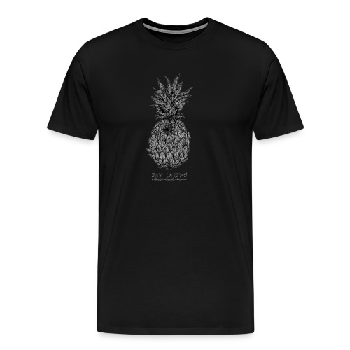 The Pineapple Experiment - Männer Premium T-Shirt