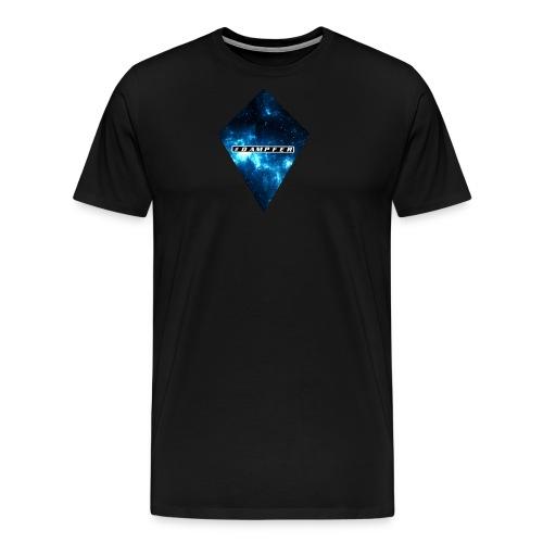 BLUE UNIVERSUM - Männer Premium T-Shirt