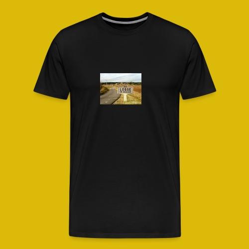 la LOOSE en gelée - T-shirt Premium Homme