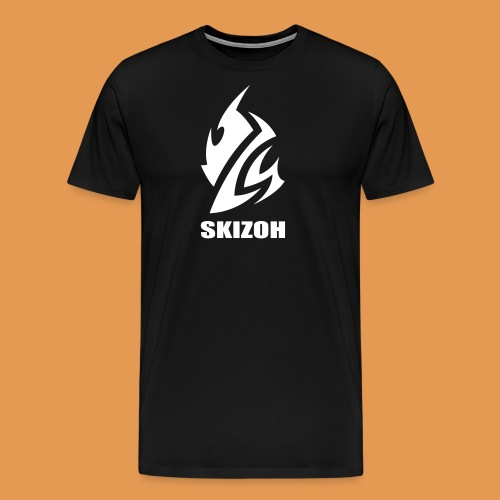 SKIZOH (Casquette) - T-shirt Premium Homme