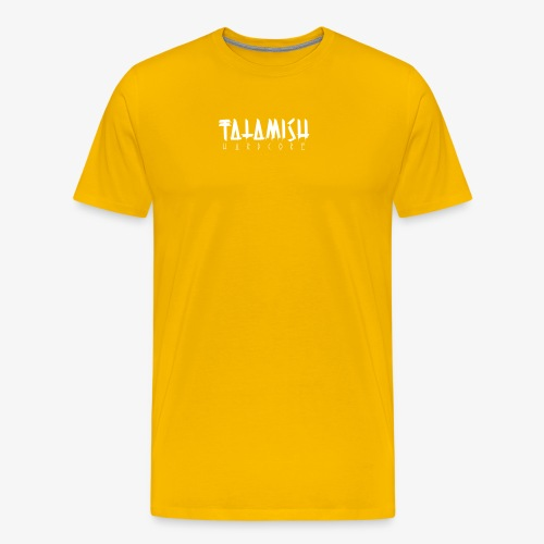 Fatamish Logo Classic - Männer Premium T-Shirt