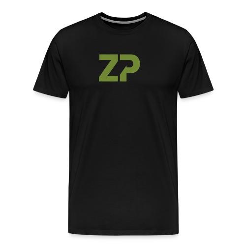 2757 ZAPicon png - Men's Premium T-Shirt