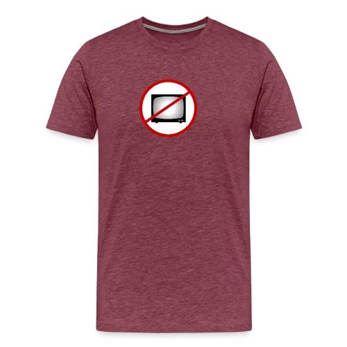 notv - Men's Premium T-Shirt