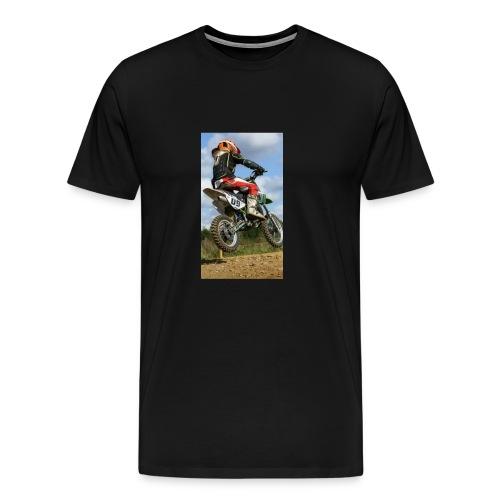 11C0ED7F 39F6 446E B465 CB90BF4068D2 - Men's Premium T-Shirt