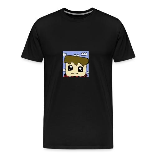 Emil - Premium-T-shirt herr