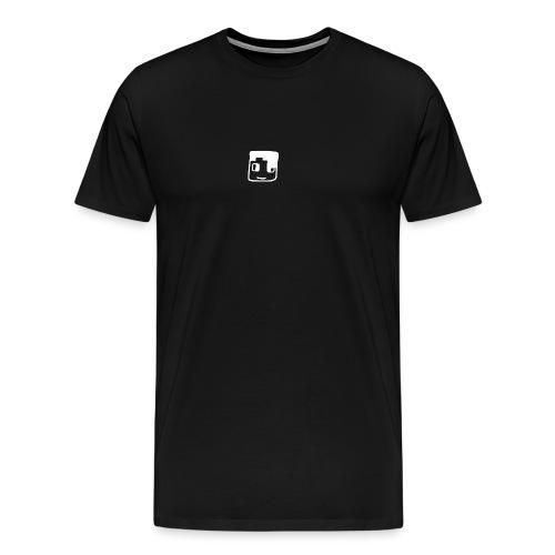 SlashLuca Zeichnung 3 png - Männer Premium T-Shirt