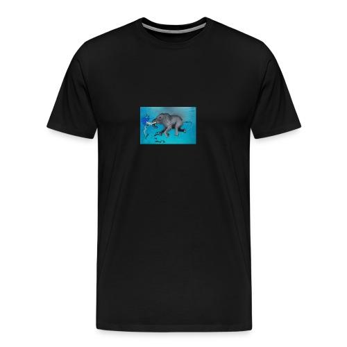 elefant - Maglietta Premium da uomo