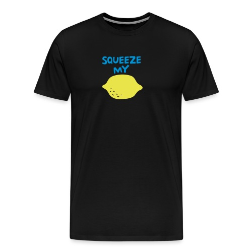 squeeze 2 - Men's Premium T-Shirt
