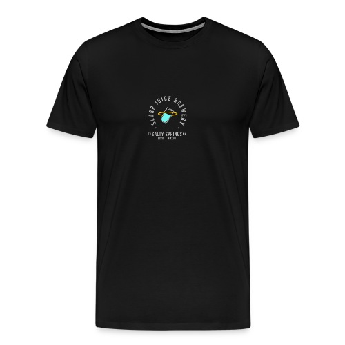 slurp juice - Men's Premium T-Shirt