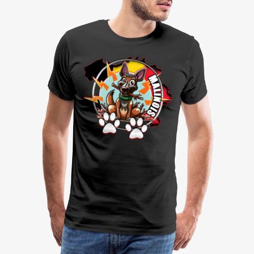 malinois - T-shirt Premium Homme