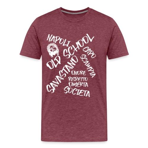 JESUS SCAMPIA 3 - T-shirt Premium Homme