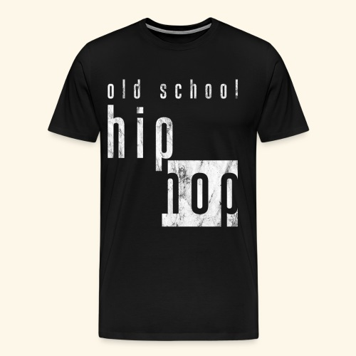 Hiphop - Männer Premium T-Shirt
