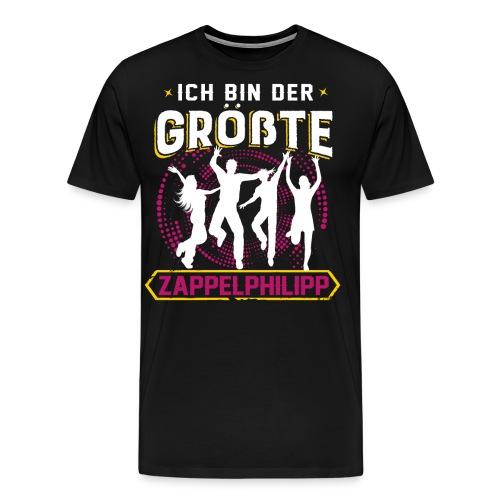 Zappelphilipp - Männer Premium T-Shirt