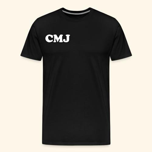 CMJ white merch - Men's Premium T-Shirt