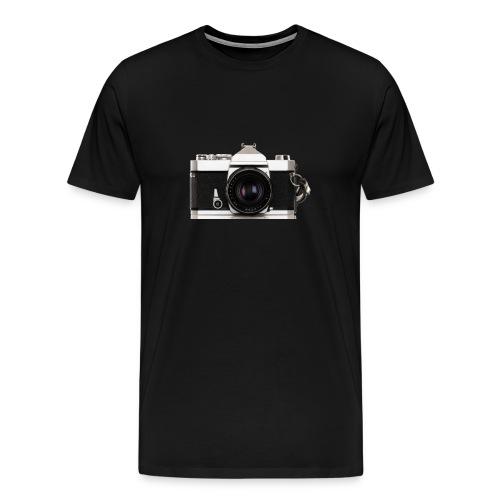 PHOTO ANALOG - Männer Premium T-Shirt