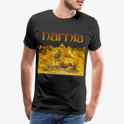 Narnia - Desert Land - Men's Premium T-Shirt