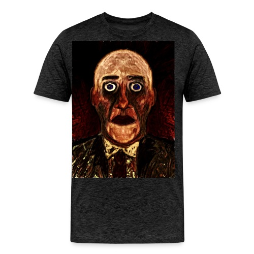 Harry The Head - Mannen Premium T-shirt
