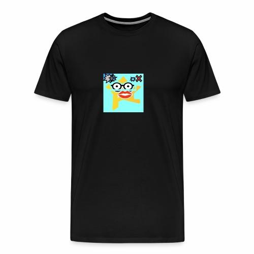 Star bomb - Männer Premium T-Shirt