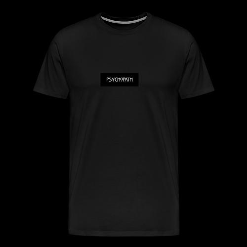 PSYCHOPATH - Koszulka męska Premium