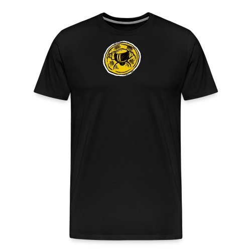 Machine Boy 2019 Yellow - Men's Premium T-Shirt