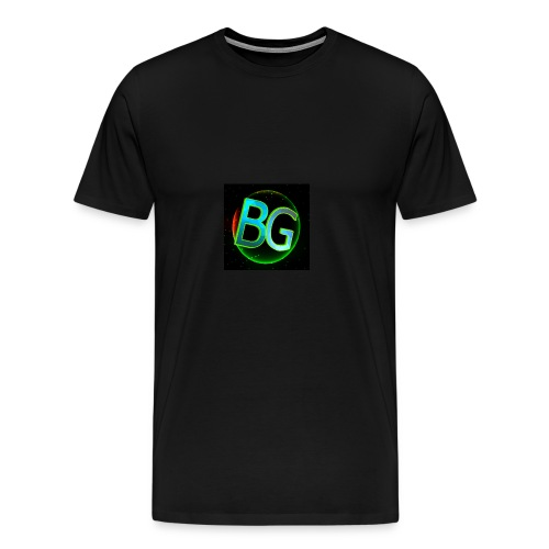 Baboe Games logo - Mannen Premium T-shirt
