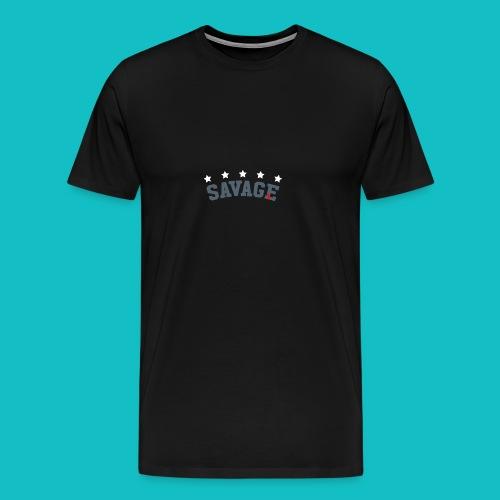 Savage Nation - Men's Premium T-Shirt
