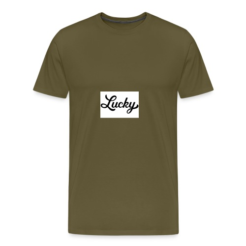 This is my YouTube channel merchandise #Youtube - Men's Premium T-Shirt