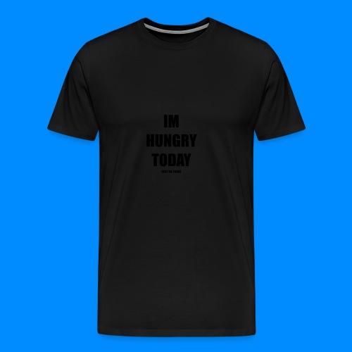 HUNGRY - Men's Premium T-Shirt