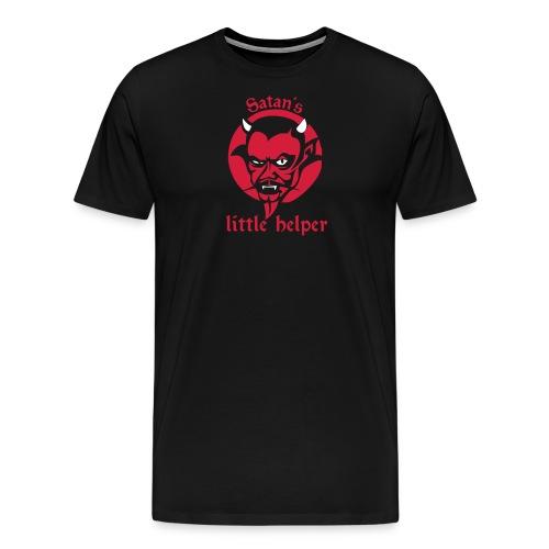 satannew - Men's Premium T-Shirt