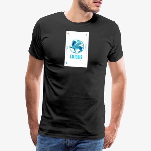 BLUE TALIONIS - Herre premium T-shirt