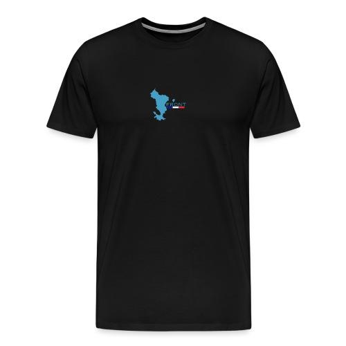 FRONT -1 - T-shirt Premium Homme