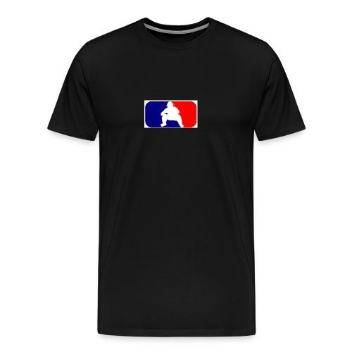 Catcher BWR.jpg - T-shirt Premium Homme