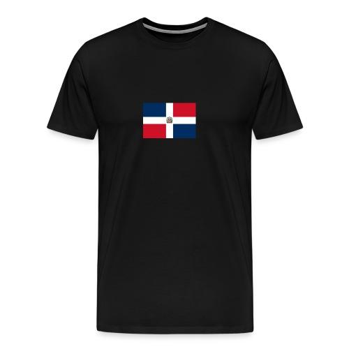 republique dominicaine - T-shirt Premium Homme