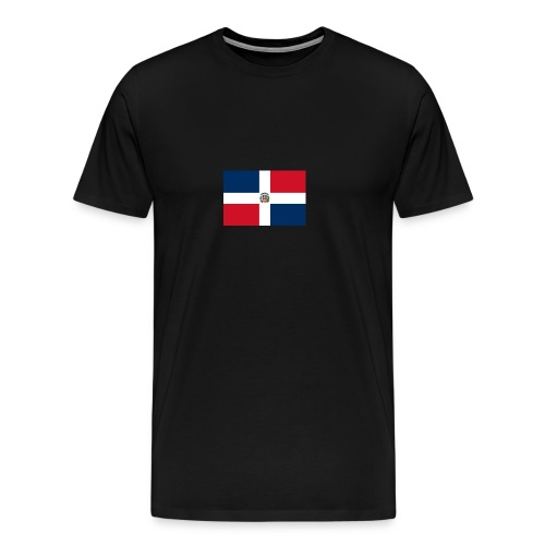 republique dominicaine - T-shirt Premium Homme