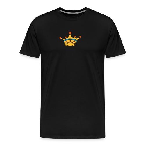 Crowns Jewels Kronen Juwelen Kings Queens Princess - Männer Premium T-Shirt