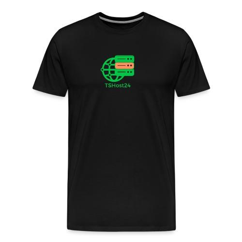 TSHost24 - Männer Premium T-Shirt
