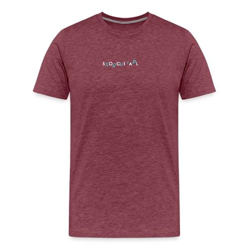 Social Squid - Men's Premium T-Shirt