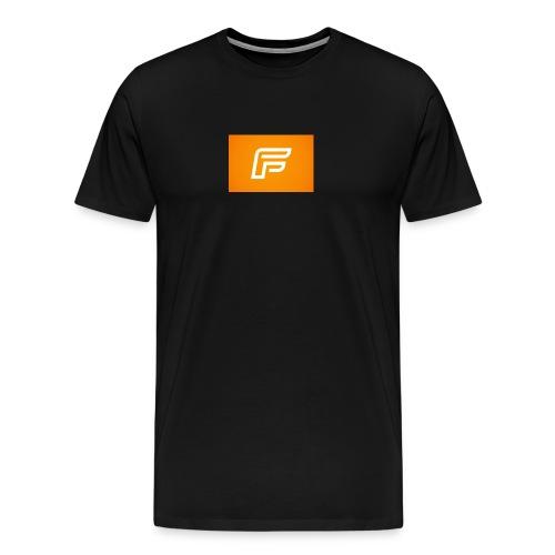 Frazerr Logo - Men's Premium T-Shirt