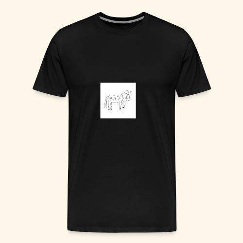 fuck off - Camiseta premium hombre