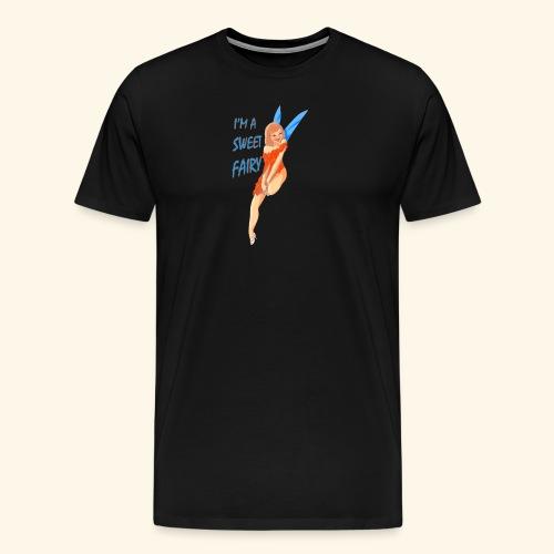 Sweet Fairy - Maglietta Premium da uomo
