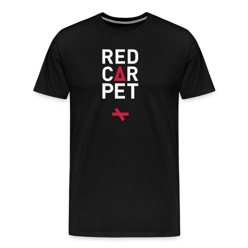 Red Carpet Logo - Männer Premium T-Shirt
