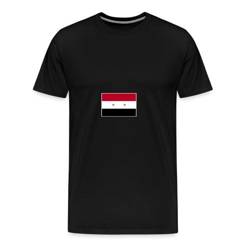 nidal - Herre premium T-shirt