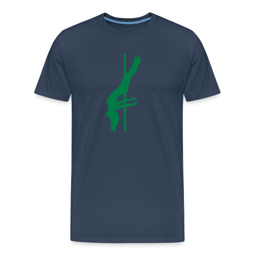Pole Dance - Maglietta Premium da uomo