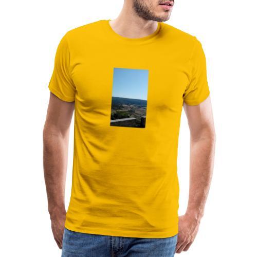 Panorama - Maglietta Premium da uomo