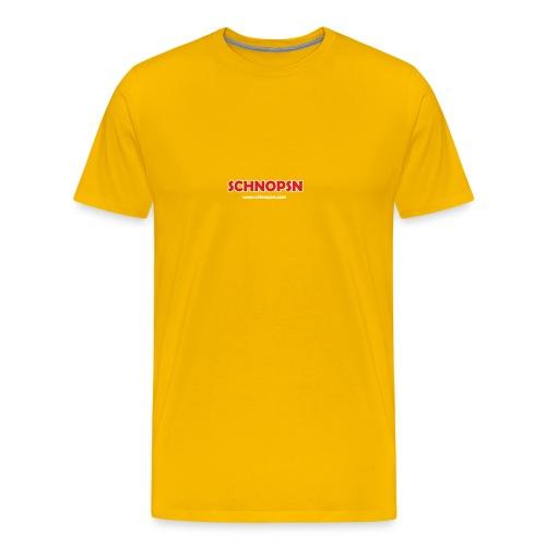 VectorLogo - Männer Premium T-Shirt