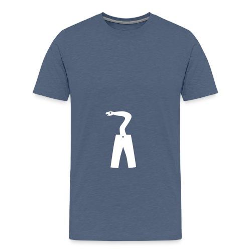 Anaconda - Herre premium T-shirt