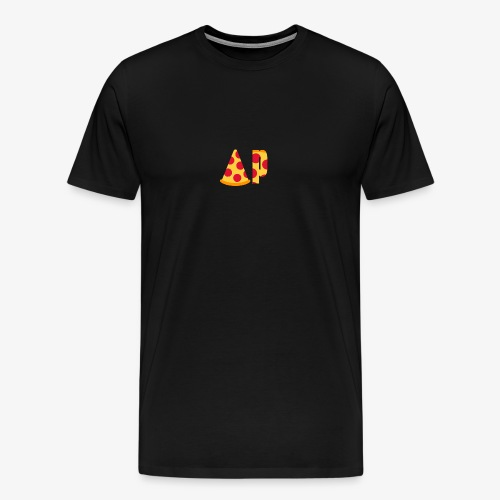 Artic pizzas official logo - Premium T-skjorte for menn