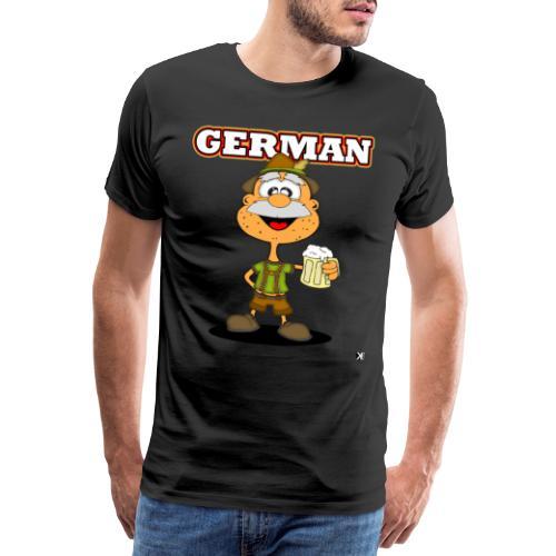 GERMAN Bayer KRICH funshirt - Männer Premium T-Shirt