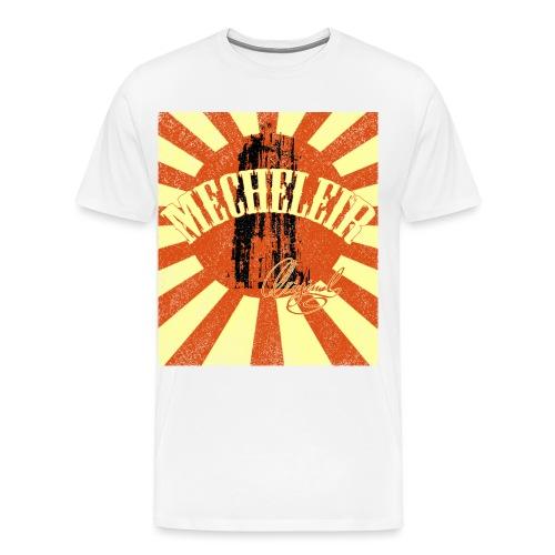MecheleirOriginal5a - Mannen Premium T-shirt