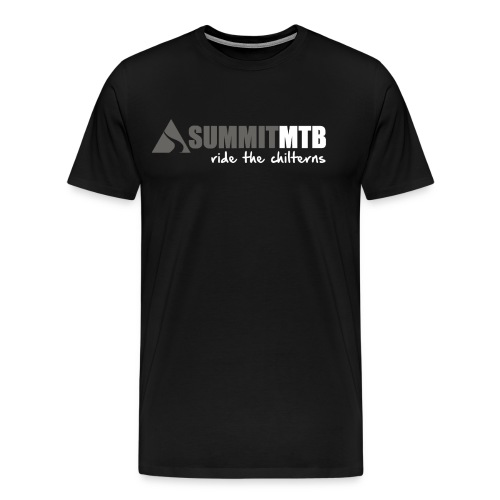 Summit Hoody Logo 2018 Mo - Men's Premium T-Shirt